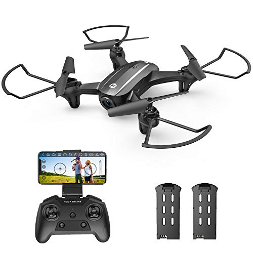 Holy Stone HS340 Mini Drone with 720P Wifi FPV Camera for Kids and Adults