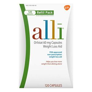 alli Weight Loss Aid Orlistat 60 mg Capsules,120 Count 4 - My Weight Loss Today
