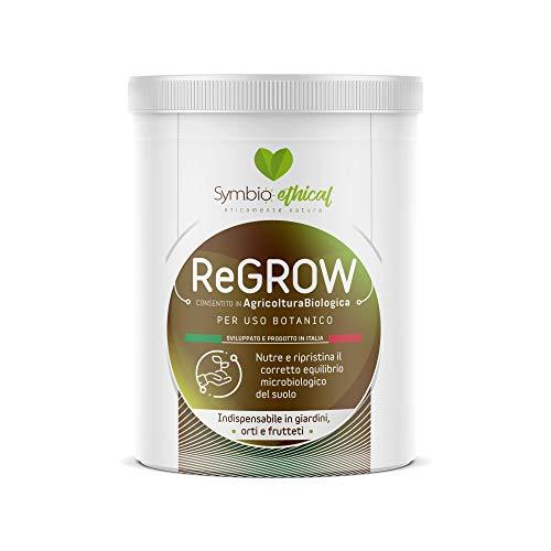 Symbioethical ReGrow-Bioestimulante para Plantas y Jardines