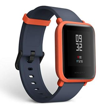 Amazfit A1608 Smartwatch iOS/Android Rouge (Cinnabar red)