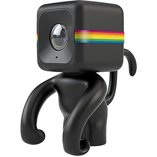 Polaroid POLC3MSBK Fotocamere digitali/film Nero treppiede