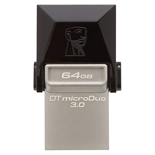 Kingston Dtduo3/64Gb Chiavetta USB 64 Gb, USB 3.0,...
