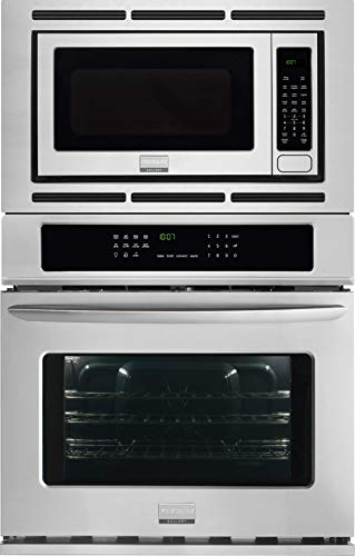 "Frigidaire FGMC2765PF FGMC2765PF-Gallery 27"" Electric Combination Wall Oven-Convection, Stainless Steel"