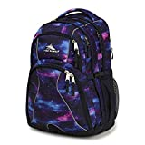 High Sierra Swerve Laptop Backpack, Cosmos/Midnight Blue