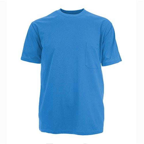 Insect Shield Men's UPF Dri-Balance Short Sleeve Pocket Tee