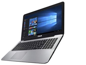 "ASUS X555QA Laptop, 15.6"" HD, AMD Quad Core A12-9700P (Up to 3.4GHz) Processor, 8GB DDR4 RAM, 1TB Hybrid HDD, Windows 10 64-bit - X555QA-DH12"