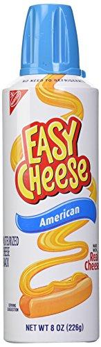 【アメリカ直送】Nabisco Easy Cheese American, 8 oz  ナビスコ イージーチーズ アメリカン 226グラム