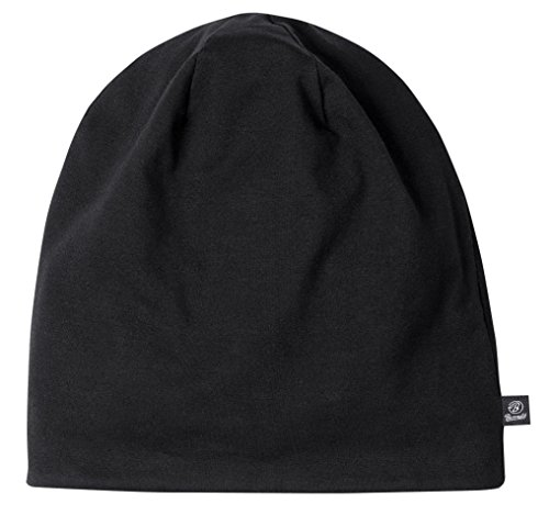 Beanie Jersey 9168-79-M/L Bicolor Black-Anthr. (normal)
