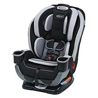 3 car seats in 1: rear-facing for infants 4-50 lbs., front-facing for toddlers 22-65 lbs. and for big kids 30-100 lbs. 4-position extension panel adjusts to provide 5 inches of additional legroom, allowing your child to ride safely rear-facing longer...