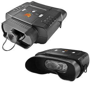 Nightfox 100V - Prismáticos de visión nocturna por infrarrojo digital - Visor panorámico - 3x20 7