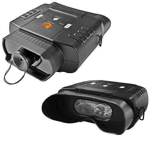 Nightfox 100 V - binocolo widescreen digitale con visione notturna - infrarossi con zoom 3x20