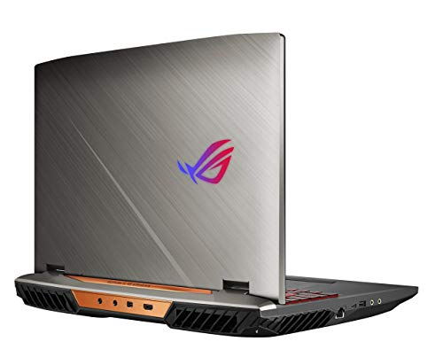 "ASUS ROG G703 17.3"" FHD 144Hz Gaming Laptop RTX 2080 8GB Graphics (Core i9-9980HK 9th Gen/32GB RAM/1TB SSHD + 3X 512GB PCIe SSD/Windows 10 Professional/Aluminum/4.70 Kg), G703GXR-EV078R 8"