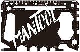 MANTOOL Porte-outils multifonctions 46 outils en 1