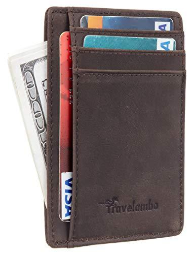 Travelambo Front Pocket Minimalist...