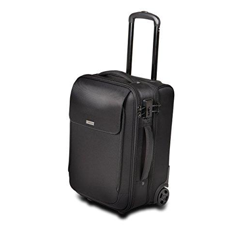 Kensington K98620WW Trolley per laptop SecureTrek, per dispositivi da 17', Con 2 ruote, Ideale come bagaglio a mano unisex, Con sistema antifurto