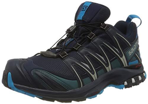 Salomon Homme Chaussures de Trail Running, XA PRO 3D GTX, Couleur: Bleu...