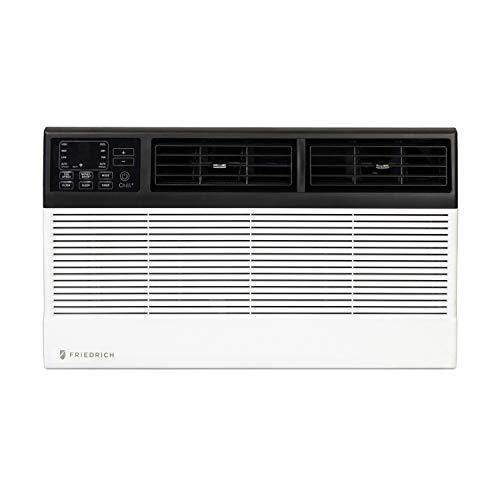 Friedrich Chill Premier 8,000 BTU Smart Window Air Conditioner with Built-in WiFi, 8000, White