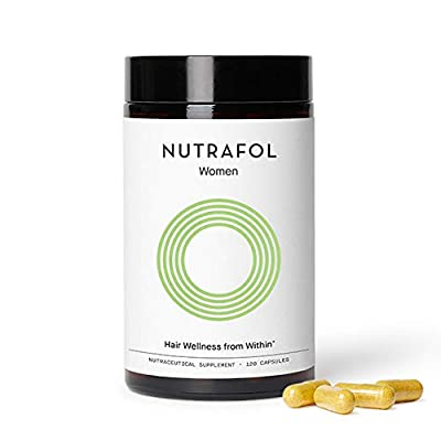 NATURAL HAIR GROWTH: Four capsules per day of this clinically effective hair supplement promotes stronger hair growth and less shedding using 21 medical-grade, natural ingredients. WHOLE-BODY WELLNESS: Improves hair growth by targeting the multiple r...