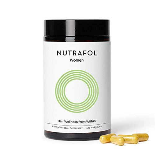 Nutrafol Women Hair Growth Supplement For Thicker, Stronger Hair (4...