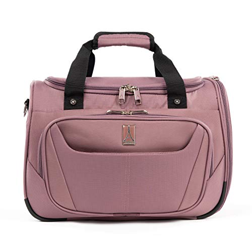 Travelpro Maxlite 5 - Lightweight Underseat Carry-On Travel Tote Bag, Dusty Rose, 18-Inch