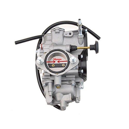 GOOFIT carburatore Ricambio per Yamaha Warrior 350 Koaiak 350 YFM350 BW350 wolverine 350 MOTO-4...