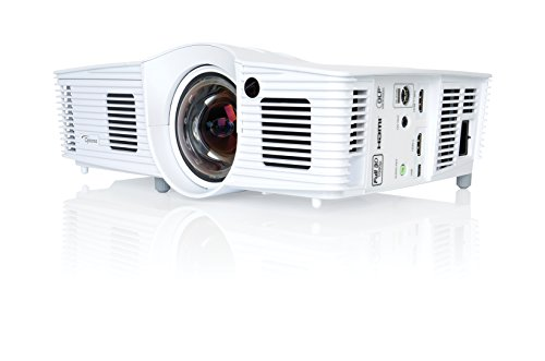 Optoma GT1080 1080p 3D DLP Review - The Best Slide Projectors for Gamers