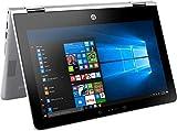 HP Pavilion x360, Premium 2019 Flagship 11.6 inch HD IPS Touchscreen 2 in 1 Laptop, Intel Quad-Core...