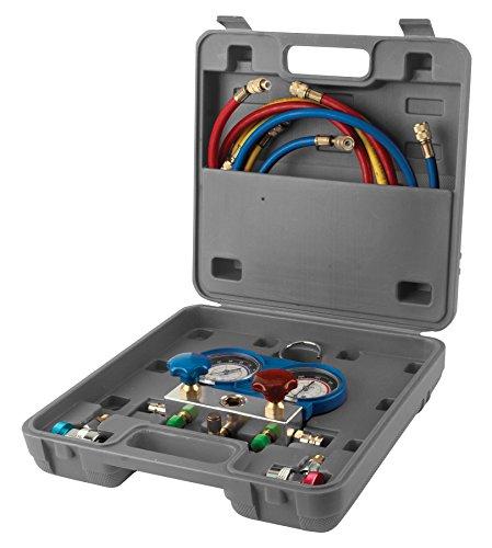 Performance Tool W89730 A/C Manifold Test Gauge Kit