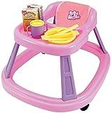 Casdon 709 - Trotteur pour Poupées Baby Huggles Avec Dînette, Rose - Version...
