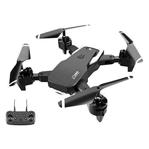 milageto Drone S60 con Telecamera 4K 1080P per Adulti, Drone Pieghevole WiFi FPV Un Tasto decollare/atterraggio 2000Mah 20 Minuti Tempo di Volo RC Drone - 1080P 2 Batteria
