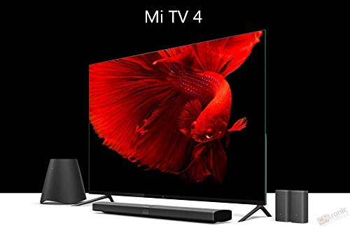 'Original Xiaomi Mi TV 4 65 pulgadas Inchs Smart TV English Interface Real 4 K HDR Ultra Thin Television 3d Dolby Atmos WiFi/BLE Connect