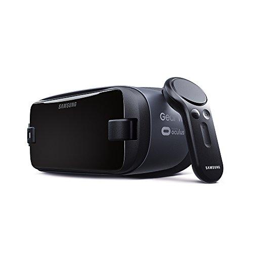 Samsung Gear VR w/Controller (2017) SM-R325NZVAXAR (US Version w/Warranty)