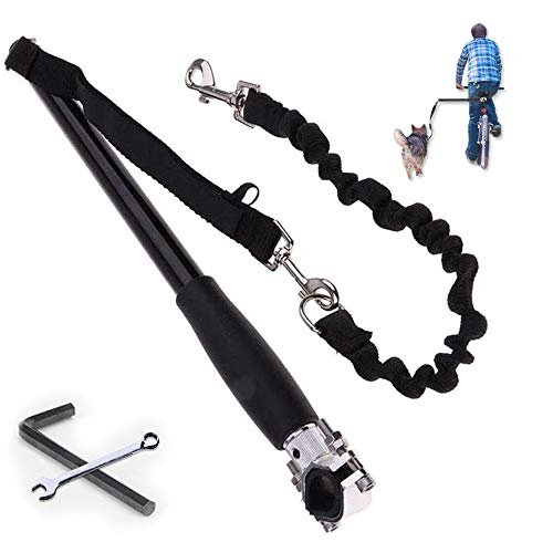 Fanwer Hands Free Dog Bicycle Exerciser Leash...