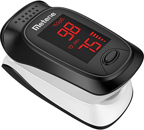 Metene Blood Oxygen Saturation Monitor with Pulse