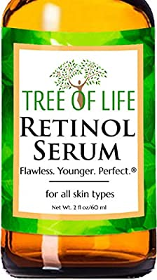 DOUBLE SIZE CLINICAL STRENGTH RETINOL, our Clinical Strength Retinol Serum helps turn back the clock of aging, helping to give you smooth, refreshed skin the moment you use it. Our 72% Organic Retinol Serum helps counter the effects of aging and give...