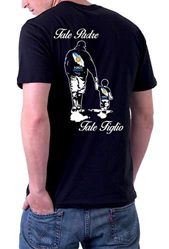 bubbleshirt Tshirt Tifoso bresciano Tale Padre, Tale Figlio - Calcio - Football - tifo - Ultras
