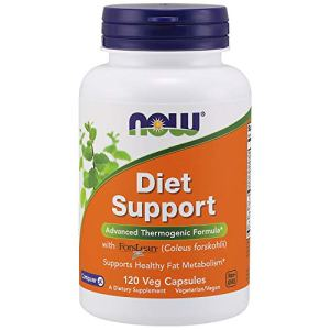 NOW Supplements, Diet Support with ForsLean (Coleus forskohlii), 120 Veg Capsules 10 - My Weight Loss Today
