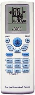 AC Remote Control For Carrier, Trane, Toshiba, Sanyo, Mitsubishi, Fujitsu, Hitachi,..