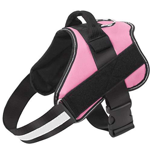 Bolux Dog Harness, No-Pull Reflective Dog Vest,...