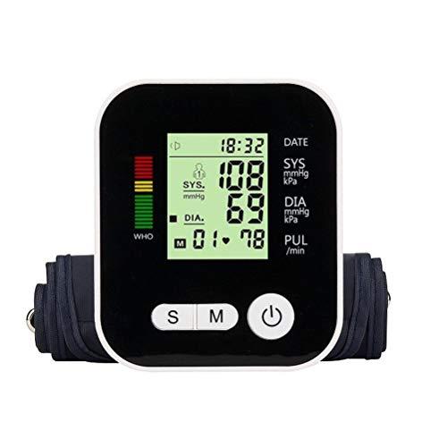 Tipo di braccio Monitor automatico della pressione sanguigna di ricarica USB, strumenti di...