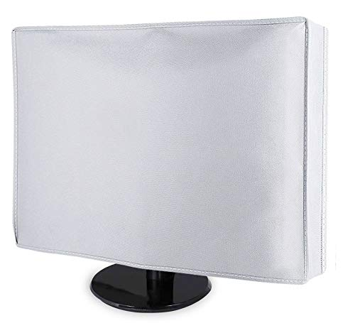 Dorca Silky Smooth Monitor Dust Cover for LG 20MP48A-B 49cm (19.29-inch) IPS LED Backlit Computer Monitor TODAY OFFER ON AMAZON