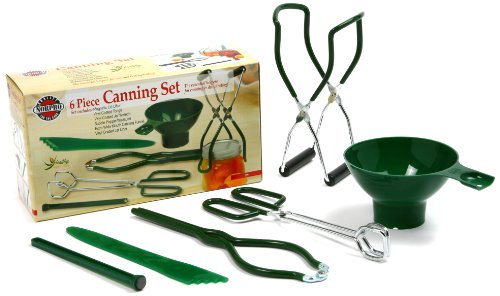 Norpro Canning Essentials Boxed Set, 6 Piece Set