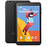 VANKYO MatrixPad S8 Tablet 8 inch, Android OS, 2 GB RAM, 32 GB Storage, IPS HD Display, Quad-Core Processor, Dual Camera, GPS, FM, Wi-Fi, Black