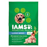 IAMS PROACTIVE HEALTH Large Breed Premium Adult Dry Dog Food (1) 30 Pound Bag