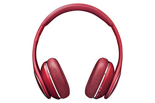 Samsung Level On Wireless Noise Canceling Headphones - Red