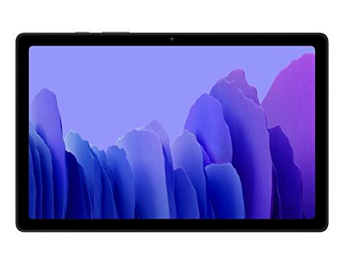 Samsung Galaxy Tab A7, tablette Android, WiFi, batterie 7 040 mAh, écran TFT 10,4 pouces, quatre haut-parleurs, 32 Go / 3 Go de RAM, tablette grise