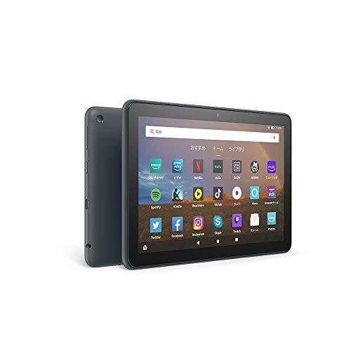 【Newモデル】Fire HD 8 Plus タブレット スレート (8インチHDディスプレイ) 32GB
