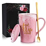 Birthday Gifts for Women Unique Best Wife Ever Mugs Anniversary Gifts...