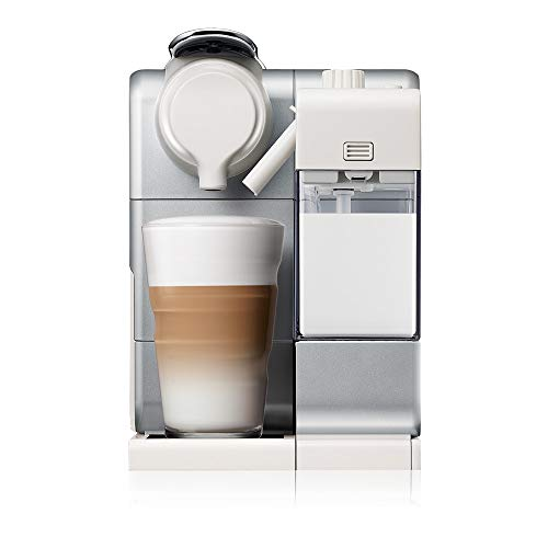 New Lattissima Touch Coffee Machine, 110V, Nespresso, White