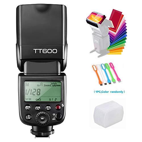 Godox TT600 Camera Flash Speedlite Master Slave...